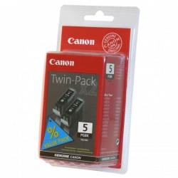 Cartridge Canon PGI-5BK, černý ink., Twin pack ORIGINÁL