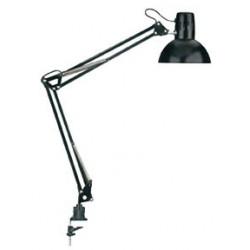 Stolní lampa Maul Study, černá