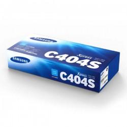 Cartridge Samsung CLT-C404s, modrá náplň, ORIG.