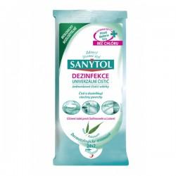 Sanytol dezinfekční utěrky, 36 ks
