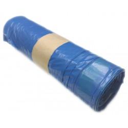 Pytel PH 700x1000/0,06 mm, modrý, role 25 ks, zatahovací
