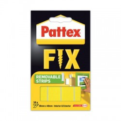 Pattex proužky Super Fix, 10 ks