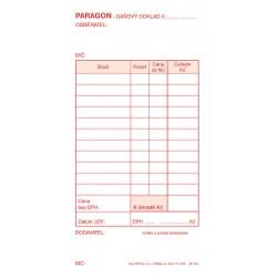 Paragon-daň doklad, NCR, Op-321
