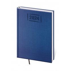 DCO422-1 denní diář A5 Coco, modrý