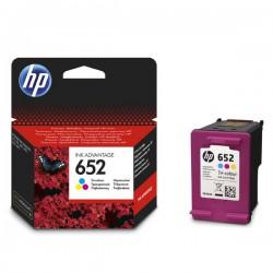 Cartridge HP č.652, F6V24AE, color ink., ORIG.