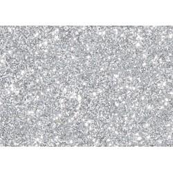 Glitry jemné 7g - stříbrné