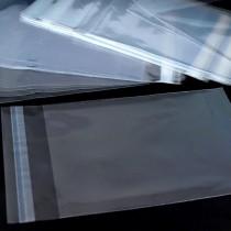 Sáček celofánový samolepící, 4x6cm, 10ks