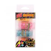 Sada konfet Easy 4 barvy, 4x8g, 838948