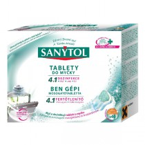 Sanytol tablety - 40 ks, do myčky nádobí
