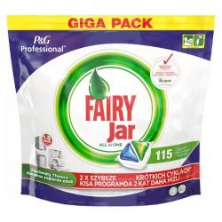 Jar tablety do myčky, 115 ks
