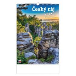 "N106-21 - nástěnný kalendář ""Praha historická"""