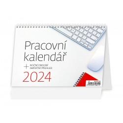"""S57-22 - stolní kalednář """"Pracovní kalendář"""""""
