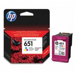 Cartridge HP č.651, C2P11AE, color ink., ORIG.