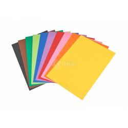 Sada barevných papírů, A4/80g, 100 ks