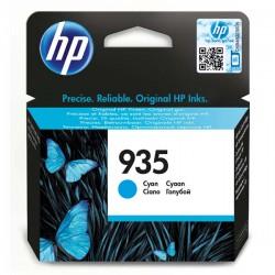 Cartridge HP č.935, C2P20AE, modrý ink., ORIG.