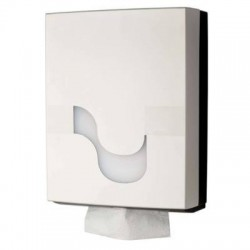 Zásobník ručníků ZZ, bílý