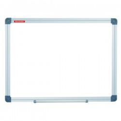 Tabule magnetická, bílá, 100 x 80 cm
