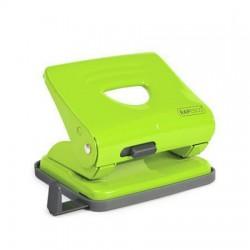 Děrovač Rapesco 825, 25 listů, zelený
