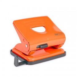 Děrovač Rapesco 825, 25 listů, oranžový