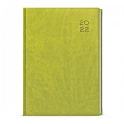 BDD6-5 - denní diář A5 Vivella, zelený