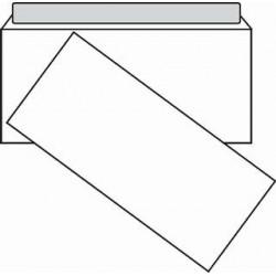 Obálka DL, 110x220, 80g, krycí páska, 100 ks