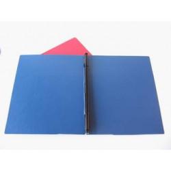 Závěsné desky pro tabelační papír 39-42 cm, B1565, červené