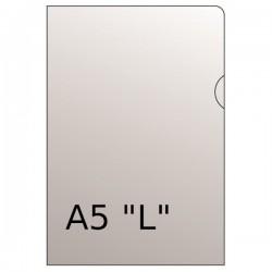 """Zakládací obal A5 """"L"""", PVC, 10 ks"""