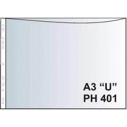 """Zakládací obal závěsný A3 """"U"""", PH401, 50 ks"""