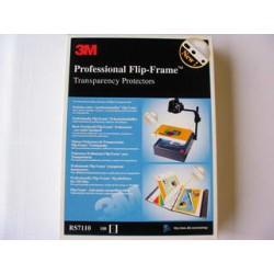 Závěsné desky A4, FLIP FRAME, úzká klopa, RS7110