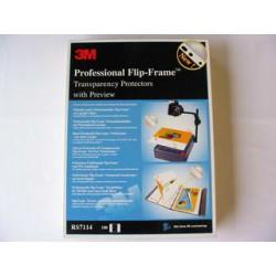 Závěsné desky A4, FLIP FRAME, široká klopa, RS7114, 100 ks