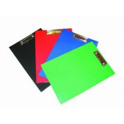 Podložka s klipem  A4, lamino, mix barev, 5-530