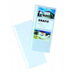 Náhradní vložky do vizitníku, složka 10 ks PH-RV