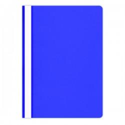 Rychlovazač plastový A4, tmavě modrý