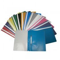 Rychlovazač plastový A4, PP, SH008/světle modrý, 50 ks