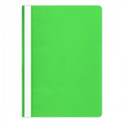 Rychlovazač plastový A4, PP, SH005/zelený