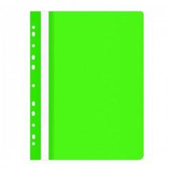 Rychlovazač A4 s eurozávěsem, PVC, zelený