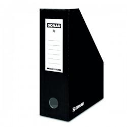 Pořadač stolní, skl. karton DONAU 7648101-01, černý