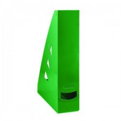 Pořadač stolní, zelený plastový Office