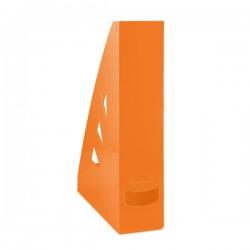 Pořadač stolní, oranžový plastový Office