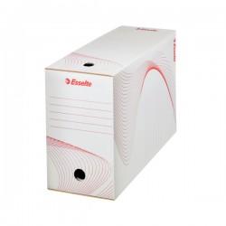 Archivní krabice A4 kartonová bílá, šíře 15cm, ES128602