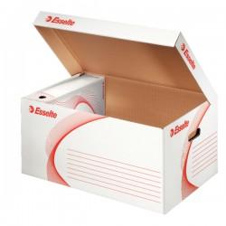 Archivní kontejner na arch. krabice, bílý, ES128900