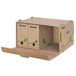 Archivní kontejner na krabice, vyklápěcí, ECO