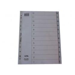 Rozdružovač A4 12-1, šedý, plastový, B6216