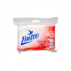 Vatové tyčinky Linteo 200 ks, sáček