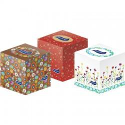Kosmetické kapesníčky Harmony, 60 ks, 3 vrstvé