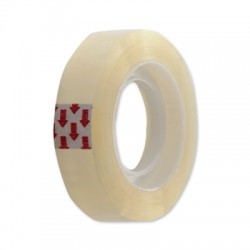 Lepící páska POP 12mm x 33m, transparent