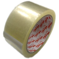 Lepící páska POP 50mm x 66m, transparent, ACRYL