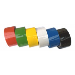 Lepící páska POP 50mm x 66m, červená