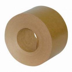 Lepící páska 40mm x 25m, 60g, hnědá papírová