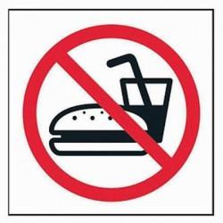 """Etiketa """"Zákaz vstupu s potravinami"""", APLI 847"""